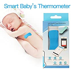 Thermometer Wireless Smart Bluetooth Baby's Thermometer Monitor For Android And Iphone Smartphone 24H Upload Situation