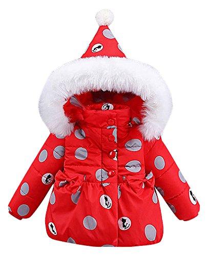 4in 1 Fur Hood Jacket - 2
