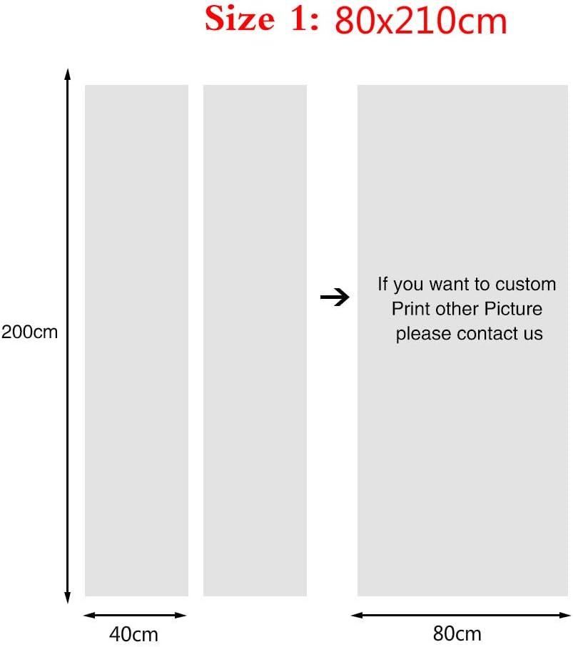3D T/ür Mauer Aufkleber Wandbilder Chinesischer gr/üner Bambus 77x200cm Selbstklebende Abnehmbar Wandabziehbilder Wandbilder Poster Vinyl F/ür Kinder Wohnzimme Schlafzimmer T/ürtapete Dekor