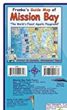Mission Bay San Diego Guide Franko Maps Waterproof Map