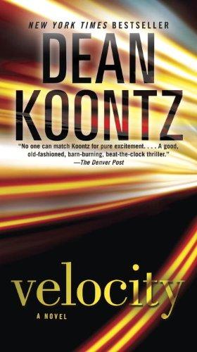 Velocity Novel Dean Koontz ebook product image
