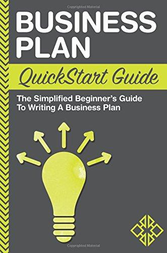 Business Plan QuickStart Simplified Beginners