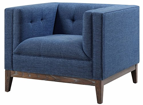 Furniture Collection Mid Century Fabric Upholstered