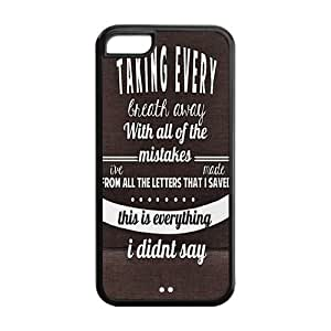 the Case Shop- Customizable 5SOS iPhone 5C TPU Rubber Hard Back Case Cover Skin , i5cxq-154