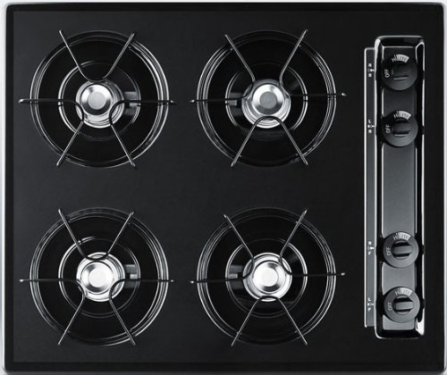 24 gas cooktop - 8