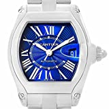 Cartier Roadster automatic-self-wind womens Watch W62048V3 (Certified Pre-owned)