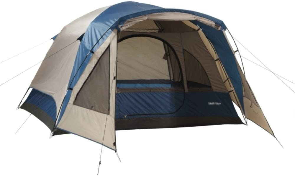 4 Person Tent Wilderness Lodge – Dome Style Vestibule For Added Element Protection