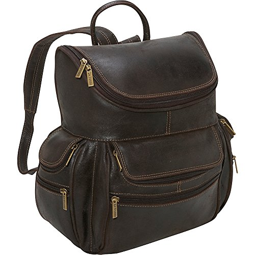 le-donne-leather-distressed-leather-laptop-backpack-chocolate