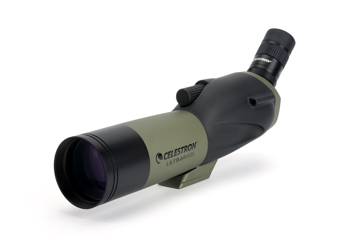 Celestron 52248 65mm Ultima Zoom Spotting Scope by Celestron