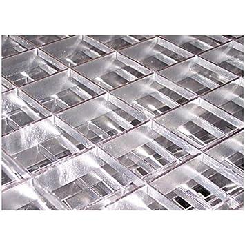 Format 4001990110065 – Gitterrost weit 30 X 30 mm 80 X 50 cm: Amazon ...