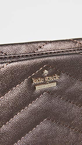 Crossbody New Bag Spade York Park Reese Kate Women's Metallic Ash Ellery xCq4w5WB0
