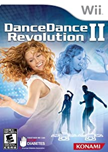 DanceDanceRevolution II - Nintendo Wii