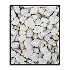 doubee piedra Kiesel Pebble Premium Forro Polar Manta Blanket flojel 127cm x 152cm