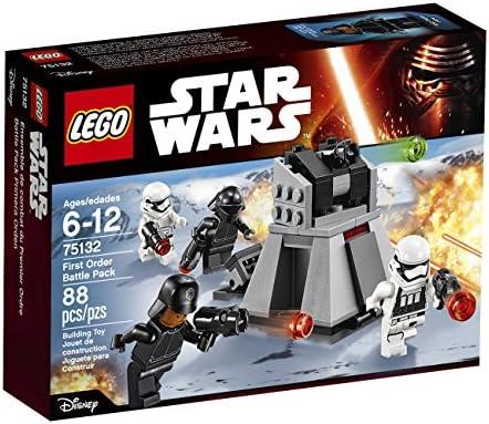 LEGO Star Wars First Order Battle by LEGO: Amazon.es: Juguetes y ...