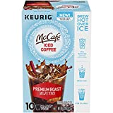 McCafe Brew Over Ice Premium Roast, Dark Roast, 4.33 Ounce
