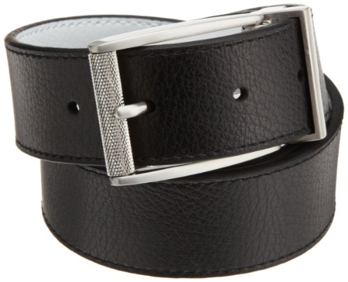 NIKE Golf Classic Reversible Belt (Black/White, 38) - Nike Reversible Belt Accessories