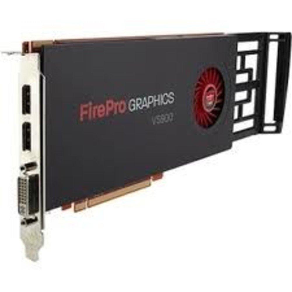2GB HP ATI FirePro V5900 GDDR5 PCI Express x16 DVI / DP Dual-link DVI LS992AA
