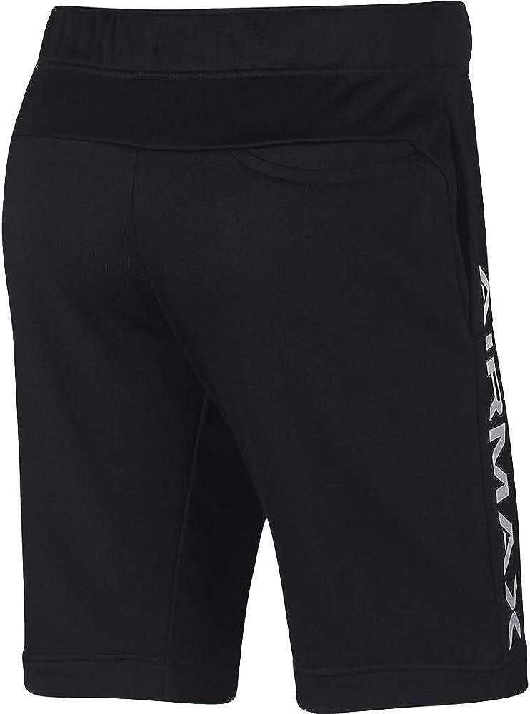 Nike Men's Air Max Sweat Shorts Black
