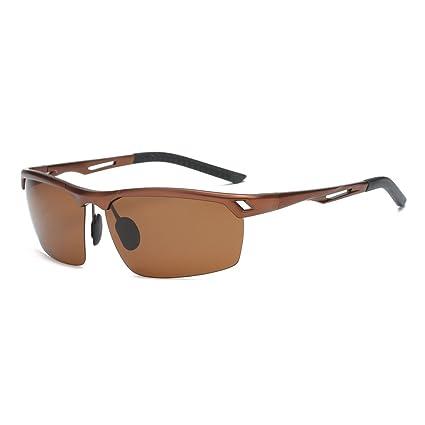 LX-LSX Gafas polarizadas de los hombres de las gafas de sol polarizadas al aire