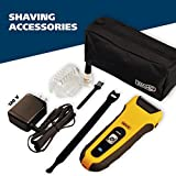 Wahl-LifeProof-Foil-Shavers-for-Men-Electric-Razors-Rechargeable-WaterProof-WetDry-Lithium-ion-with-Precision-Trimmers-for-Beard-Shaving-and-Trimming-by-the-Brand-used-by-Professionals-7061-100