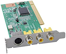 Hauppauge ImpactVCB Video Capture Board (166) Low Profile PCI