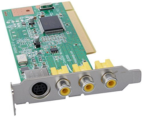 Hauppauge ImpactVCB Video Capture Board (166) Low Profile PCI by Hauppauge