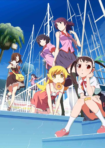 Animation - Kabukimonogatari Vol.2 Mayoi Kyonshi (Jiangshi) (Last Part) [Japan DVD] ANSB-11037