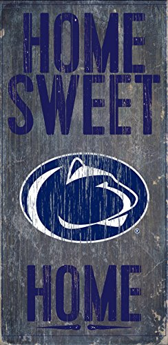 Fan Creations Penn State Nittany Lions Wood Sign - Home Sweet Home 6