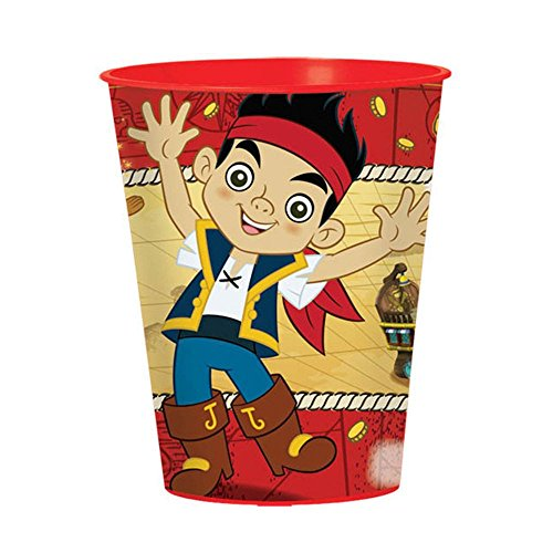 Jake And Neverland Pirates 16oz. Favor Cup (Each)