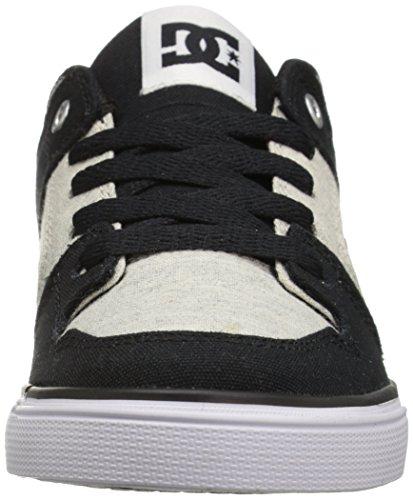 Black Shoes Dc black Tx white Pure Homme Se Peu YBdBnxw