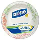 Dixie Paper Bowl, 175 Count (Design and Color will vary) (Pack of 3)