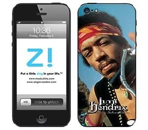 MusicSkins Jimi Hendrix South Saturn Delta para Apple iPhone 5