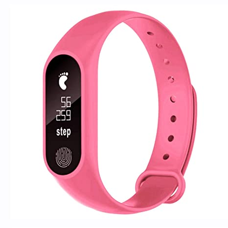 Cebbay Reloj Inteligente Rastreador de Fitness para Correr, Senderismo y Escalada,Reloj Corriendo para