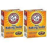 baking soda box - Arm & Hammer Pure Baking Soda 1 lb. Box