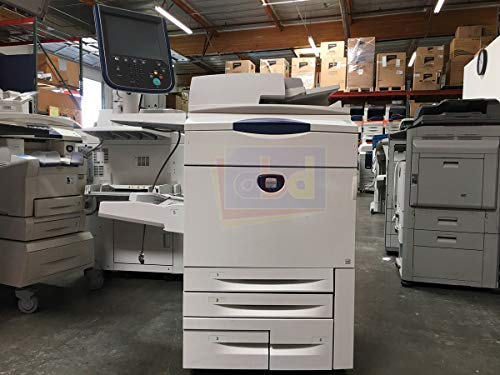 Bypass Tray (Xerox DocuColor 252 Digital Laser Production Printer - Copy, Print, Scan, 4 Trays, Bypass Tray, 497K02420 Offset Catch Tray, ERB Bustled Fiery)