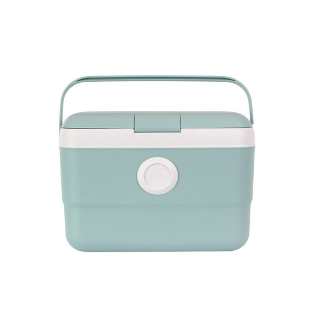 Alle Living Dot Ice Box 23-Quart Kühler, Mint