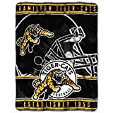 CFL Hamilton Tiger-Cats Micro Throw Blanket