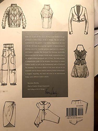 Instructive Flats For Fashion Designers Sumi Lee Sumi Lee 9788935405312 Amazon Com Books