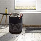 Large Cotton Rope Storage Baskets, Woven Baskets