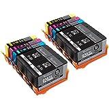 Valuetoner Remanufactured Ink Cartridge Replacement for HP 920XL High Yield CD975AN CD972AN CD973AN CD974AN (4 Black, 2 Cyan, 2 Magenta, 2 Yellow) 10 Pack