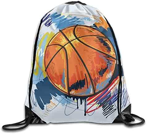 Unicorn Rainbow Poop Print Drawstring Backpack Rucksack Shoulder Bags Sport Gym  Bag For Men And Women a8a27dc4f5ad2