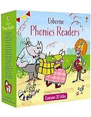 Usborne Phonics Readers 20 Book Set