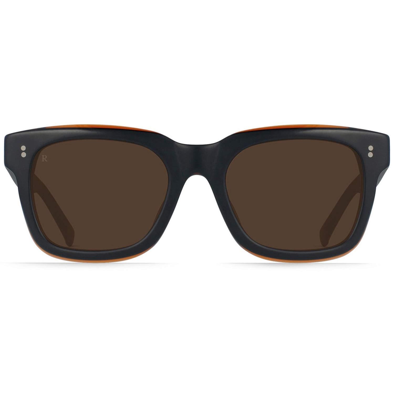 Black Tan Brown New Raen Optics Men's Gilman Sunglasses Glass Pink
