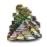 Bismuth Crystal Specimen - Bismuth - Large (40-50mm)