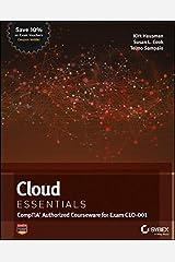 Cloud Essentials: CompTIA Authorized Courseware for Exam CLO-001 Paperback