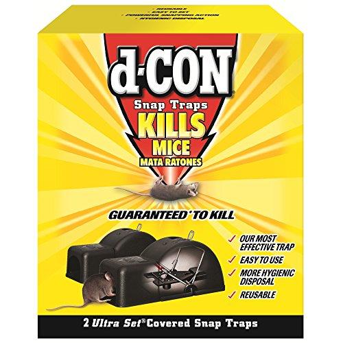 d-CON Reusable Ultra Set
