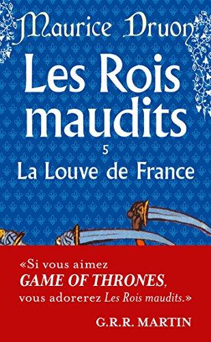 La Louve de France  [Maurice Druon] (De Bolsillo)