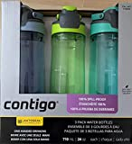 Contigo AUTOSEAL Spill-Proof Water Bottles