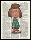 Set of 4 Charlie Brown Pigpen Peppermint Patty and