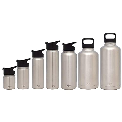 Stainless Steel Insulated Water Bottles Amazon Com